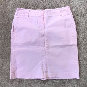 Brooks Brothers Pink Skirt